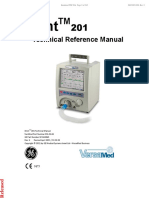 GE iVent 201 Ventilator - Technical reference manual.pdf