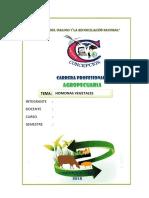 Monografia Hormonas Vegetales