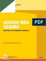 Guía Acceso Seguro Sociedades Nacionales