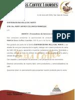 Portafolio Distribuidora Villa Norte