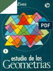 264179374 Estudio de Las Geometrias Howard Eves ESPANOL
