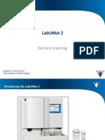 LabUMat 2 Service Training