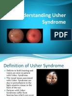 Understanding Usher Syndrome
