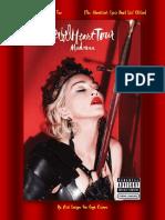Madonna's- Rebel Heart Tour [the -Unnoficial- Lyric Book] [1st Edition]