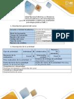 Guía de Actividades y Rùbrica de Evaluaciòn- Fase 1-Actividad Exploratoria