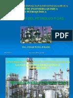 Refinación Del Petróleo y Gas