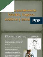 Pensamiento básico lógico-critico y creativo.pptx