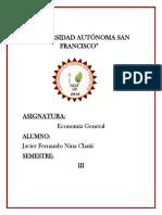 Economia_general Tarea 2 Javier Fernando Nina Chañi