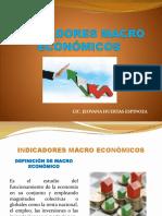 Indicadores Macro Económicos