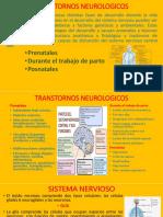 TRANSTORNOS NEUROLOGICOS
