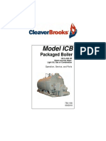Icb Operating and Maintenance Guide (Caldera Cleaver Brooks)