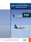 CASS-Customized Airline Support Solutions