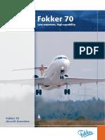 FLYFokker Fokker 70 Leaflet_1