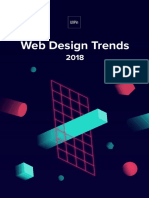 Uxpin Web Design Trends 2018