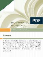 Engenharia Legal e Etica Aula1