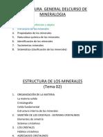 3. Estructura de Los Minerales