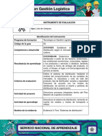 IE Evidencia 3 Foro Sistema de Distribucion V2