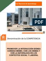 3 Induccic3b3n a La Competencia Promover