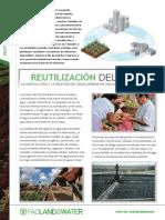 FAO Reutilizacion Del Agua