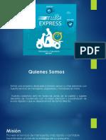 Servicio de Mensajería Guatemala