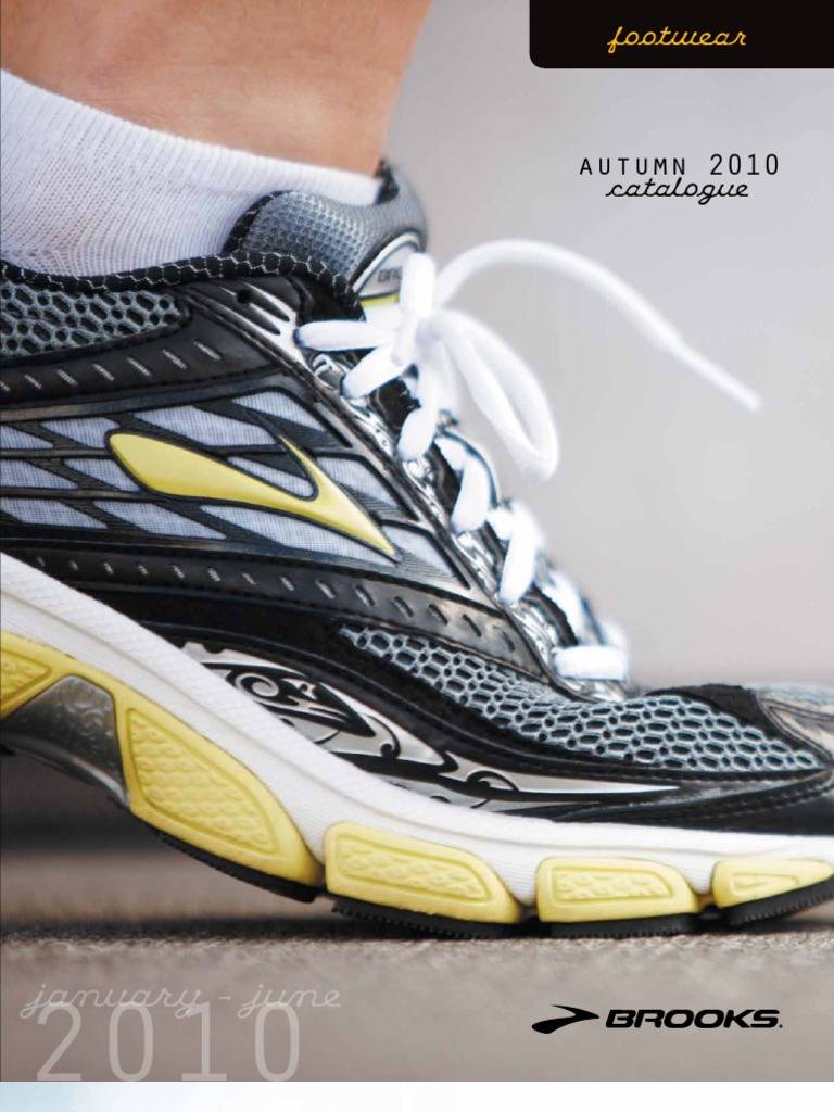26e1253dc10 Brooks Running Footwear Autumn 2010