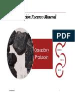 4 Explotación Recurso Mineral