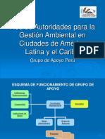 Presentacion ReddeAutoridadesparalaGestiónAmbiental