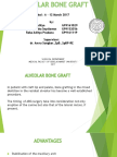 Alveolar Bone Graft