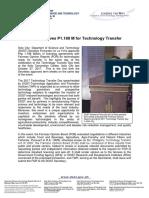 DOST Sec Grants P1.188 M for Technology Transfer