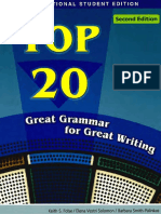 Top 20 - Great Grammar for Great Writing.pdf