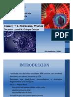 Retrovirus Priones