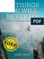 OceanofPDF.com 100 Things You Will Never Do - Daniel Smith