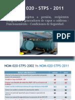 NOM - 020 - STPS - 2011
