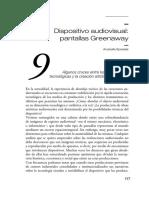 Dispositivo Audiovisual - Pantallas Greenaway