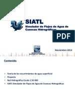 SIATL Presentacion Taller 2013