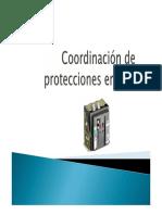 Coordinación de Protecciones en BT
