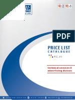 Atlanta Pricelist 2017 - Latest - Low Res