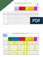 1. Matriz de Identificacion Riesgos Laborales Modelo