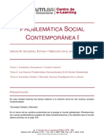 Contexto, Escenarios y Cambio Cultural