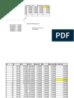 Excel Hidrologia
