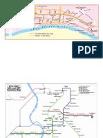 Thailand Bts Map