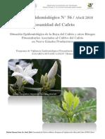 Boletin Plagas y Enfermedadades Del Cafe Abril 2018
