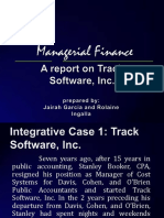 Track Software Inc ManFin