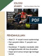 15. EPIDEMIOLOGI KECELAKAAN