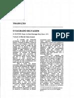 Bastide O sagrado selvgem.pdf