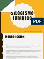 SILOGISMO JURIDICO