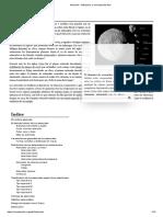 Qué Son Los Asteroirdes - Concepto, Caracteristicas y Tipos