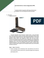 Kalibrasi Sphygmomanometer Air Raksa Menggunakan DPM