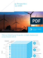 Global Energy Perspective Reference Case 2018