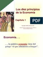 Principios de Ecoconomia